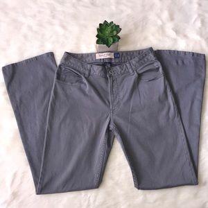 GAP Boot Cut Stretch Gray Pants.Size 2 💕🌸💕